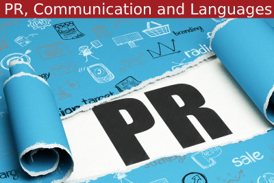 PR, Communication and Languages Courses
