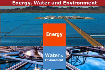 Energy, Water and Environment Courses