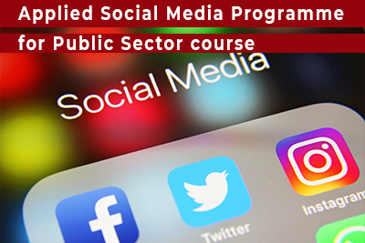 Applied Social Media Programme for Public Sector Course