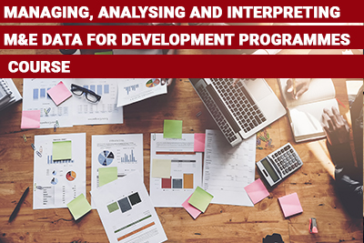 Managing, Analysing and Interpreting M&E Data for Development Programmes Course