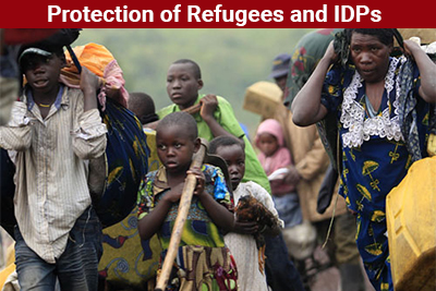 Protection of Refugees and IDPs Training Course