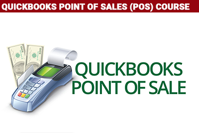 QuickBooks point of sales (POS) Course