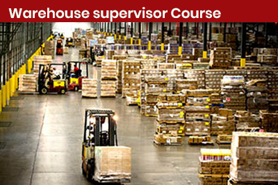 Warehouse supervisor Course