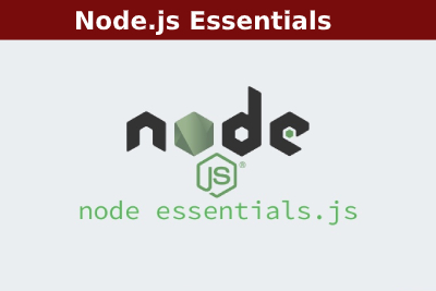 Node.js Essentials Course