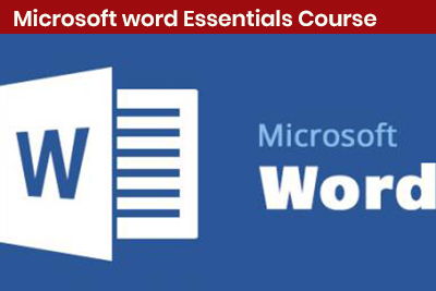 Microsoft word Essentials Course