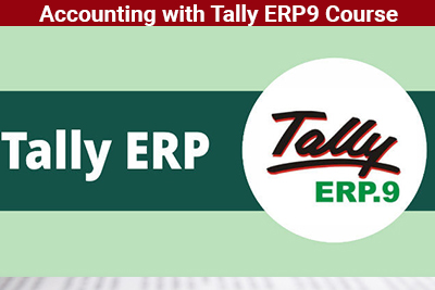 Accounting with Tally ERP9 Course