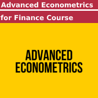 Advanced Econometrics for Finance Course