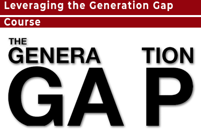 Leveraging the Generation Gap Course