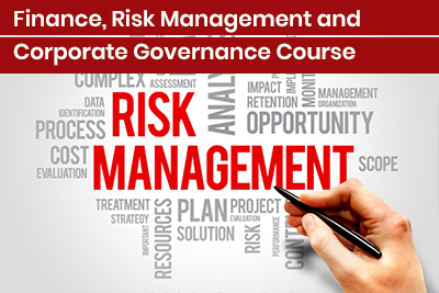 Finance, Risk Management and Corporate Governance Course