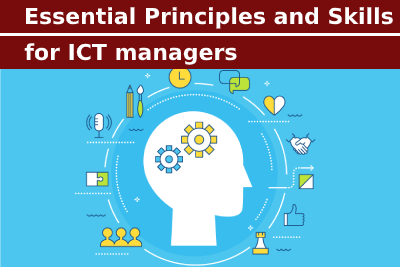 Essential Principles and Skills for ICT managers Course