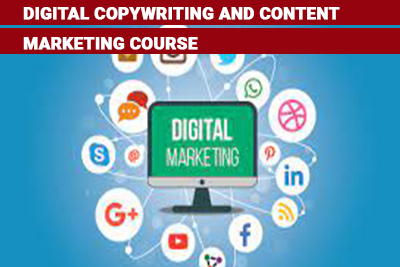 Digital Copywriting and Content Marketing Course