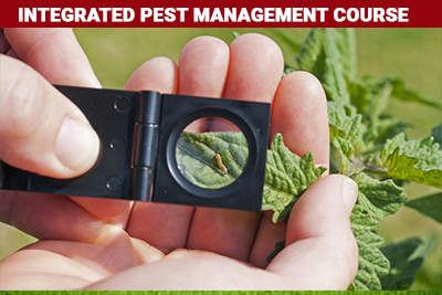 Integrated Pest Management Course