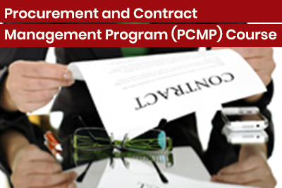 Procurement and Contract Management Program (PCMP) Course