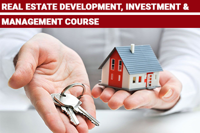 Real Estate Development, Investment & Management Course