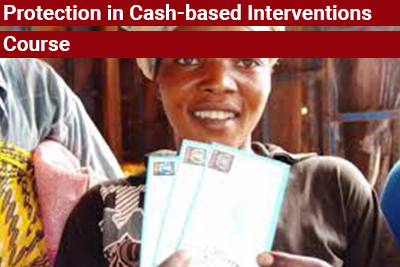 Protection in Cash-based Interventions Course