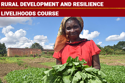 Rural Development and Resilience Livelihoods Course