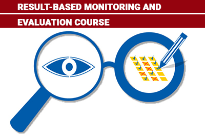 Result-based Monitoring and Evaluation Course