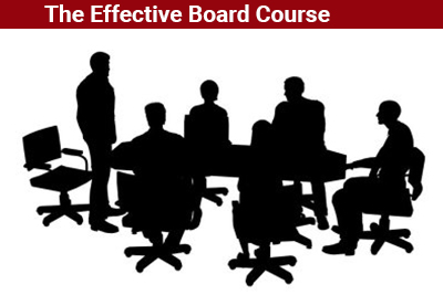 The Effective Board Course