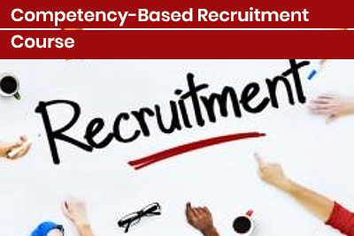Competency-Based Recruitment Course