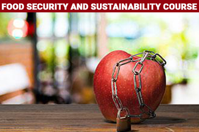 Food Security and Sustainability Course