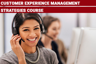 Customer Experience Management Strategies Course