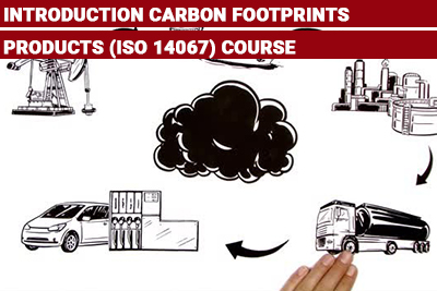 Introduction Carbon Footprints Products (ISO 14067) Course