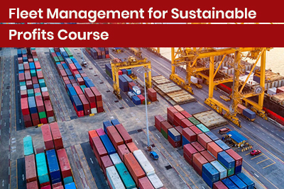 Fleet Management for Sustainable Profits Course