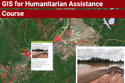 GIS for Humanitarian Assistance Course