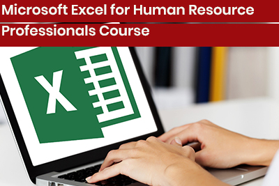 Advanced Microsoft Excel Skills for Human Resource Managers Course