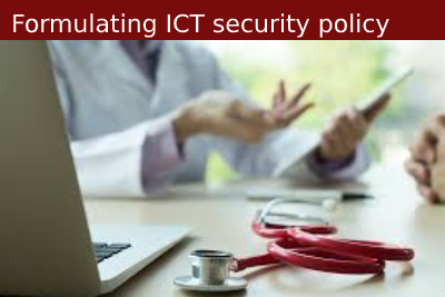 Formulating ICT security policy Course