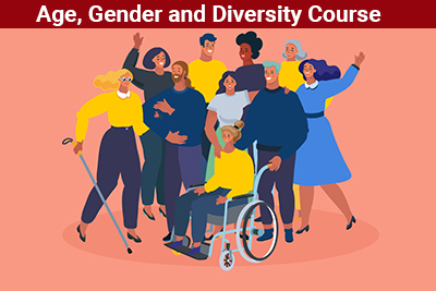 Age, Gender and Diversity Course