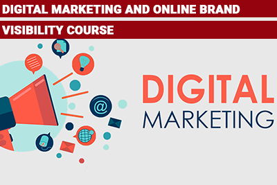 Digital Marketing and Online Brand Visibility Course