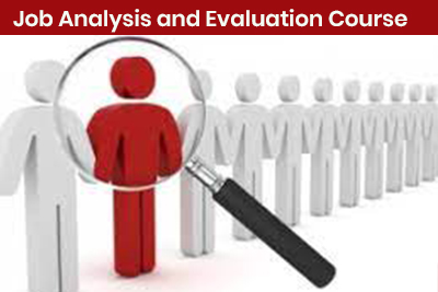 Job Analysis and Evaluation Course