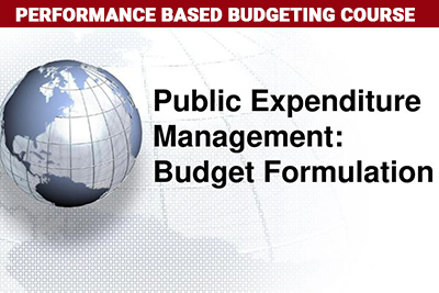 Public Expenditure Budgeting and Management Course