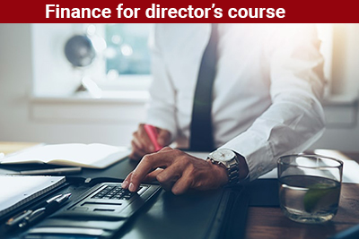 Finance for director's course