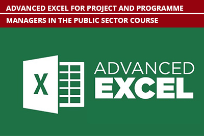 Advanced Excel For Project And Programme Managers in the Public Sector Course