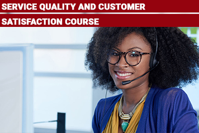 Service Quality and Customer Satisfaction Course