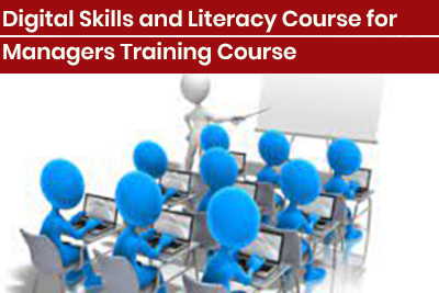Digital Skills and Literacy Course for Managers Training Course