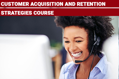 Customer Acquisition and Retention Strategies Course