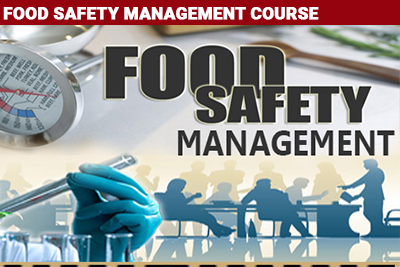 Food Safety Management Course
