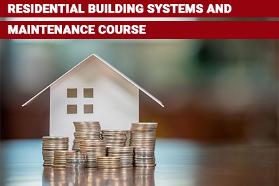 Residential Building Systems and Maintenance Course