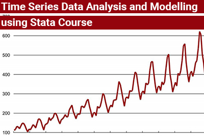 Time Series Data Analysis and Modelling using Stata Course