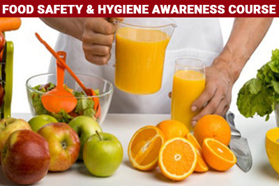 Food Safety & Hygiene Awareness Course