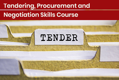 Tendering, Procurement and Negotiation Skills Course