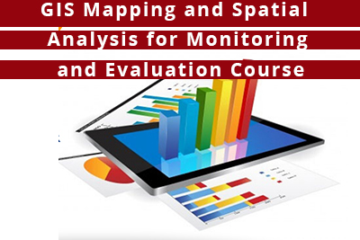 GIS Mapping and Spatial Analysis for Monitoring and Evaluation Course