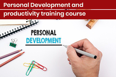 Personal Development and productivity training course