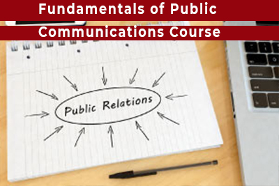 Fundamentals of Public Communications Course
