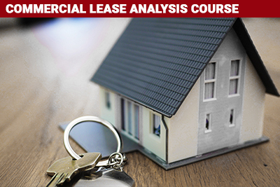 Commercial Lease Analysis Course