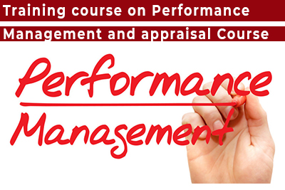 Training course on Performance Management and appraisal Course