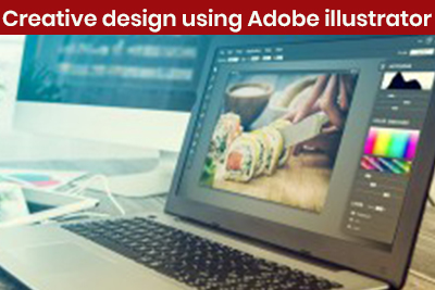 Creative design using Adobe illustrator Course